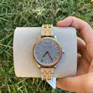 NEW AUTHENTIC MK WATCH